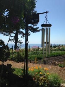 garden at Esalen